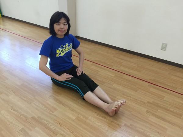 熊本地震 30秒でできる!!エコノミー症候群の予防 体操