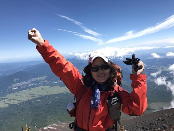 『いつか』の自分より『今』の自分!夢だった富士山登山に初挑戦!