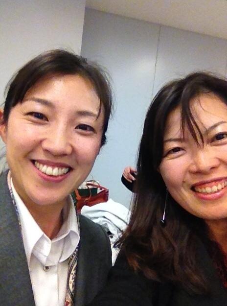 NHKのお姉さん、会いました!