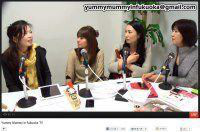 『Yummy Mummy in fukuoka TV』に 出演しました