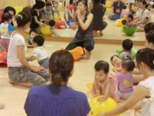 阪急での0歳クラス 1・2歳クラス 山笠?