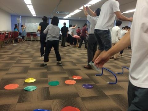 健康運動指導士、子ども運動学ぶ in福岡
