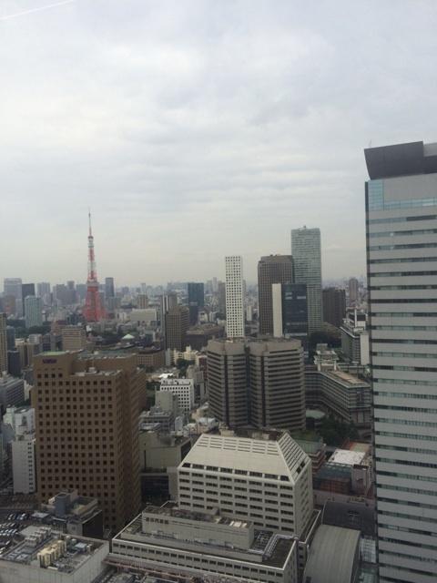 東京にて、場違いな、、経験