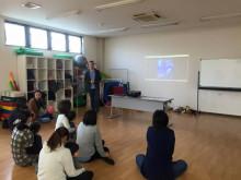英語+運動クラスがスタートします!