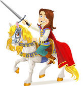 白馬の王子様は 年収200万です